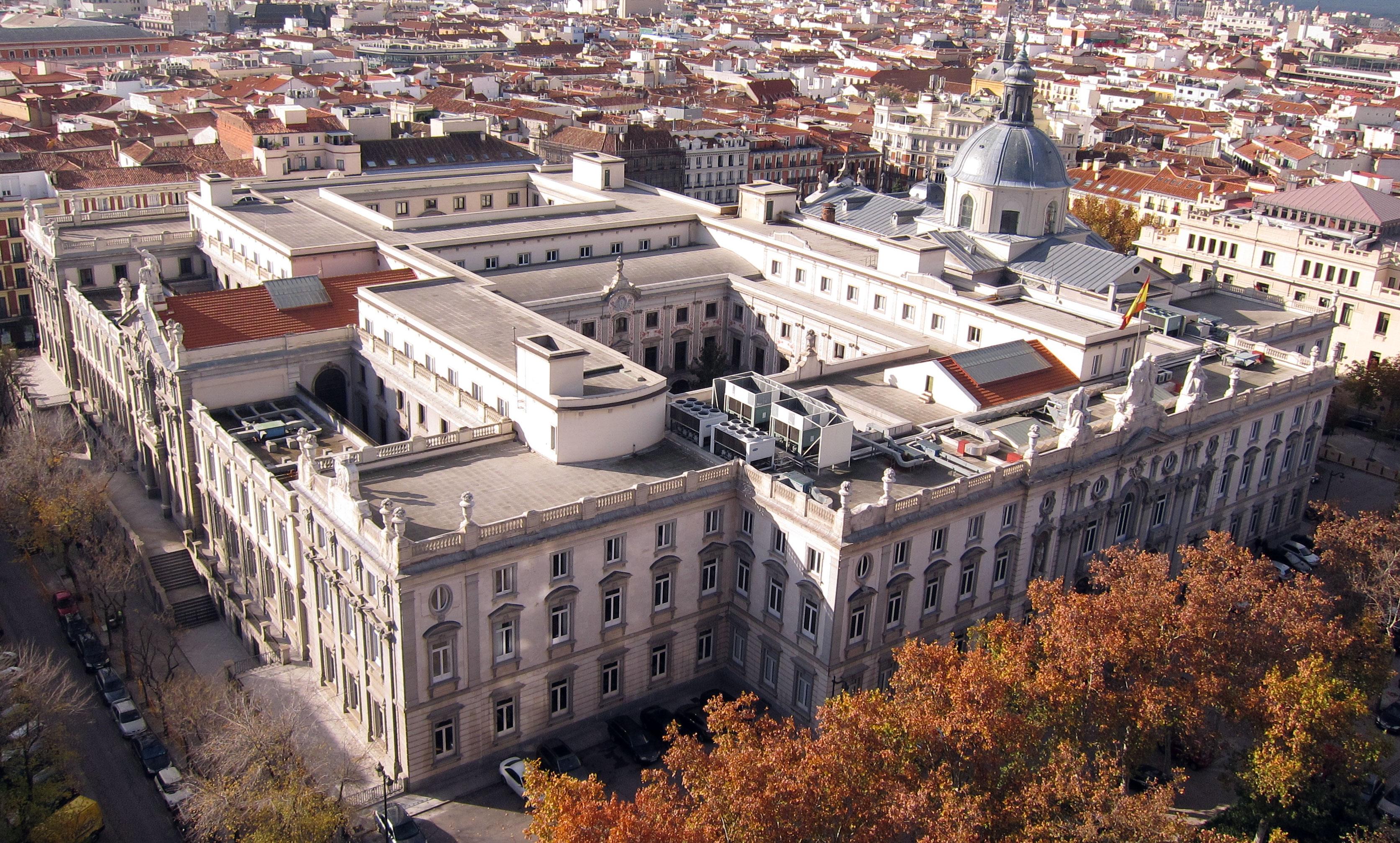 Tribunal-Supremo de Justicia - Madrid, España